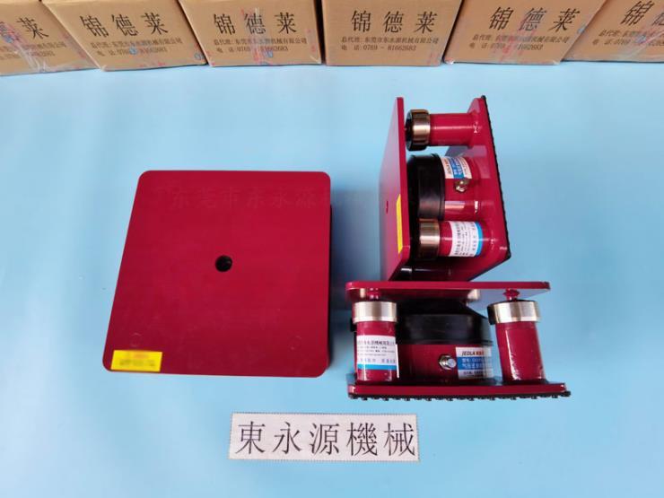 三楼机械避震垫,楼顶机组隔振减震器 找东永源