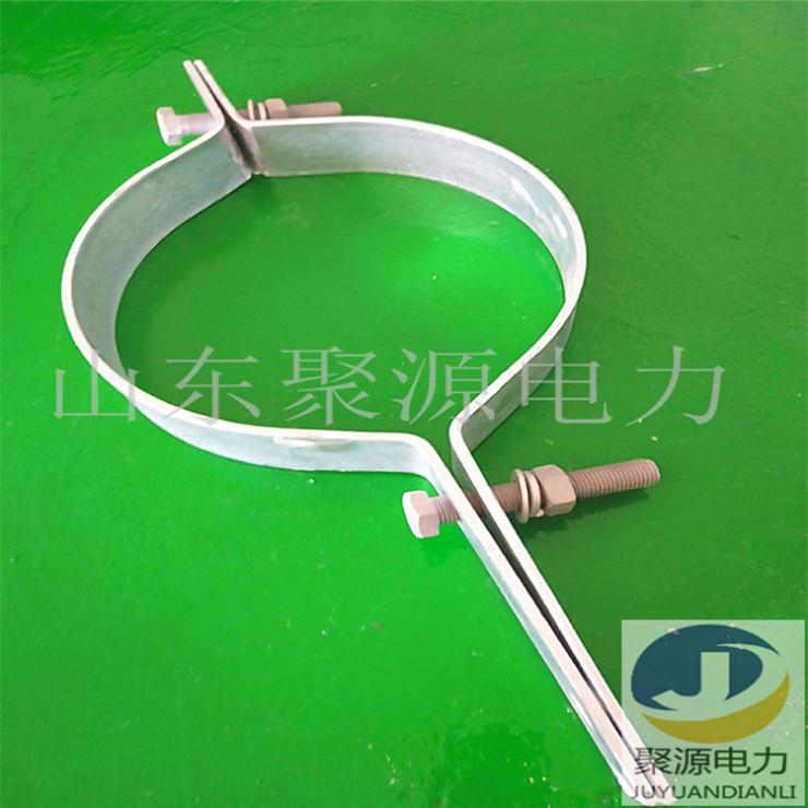 供应 u型抱箍 电杆抱箍 按需求定制桥架抱箍