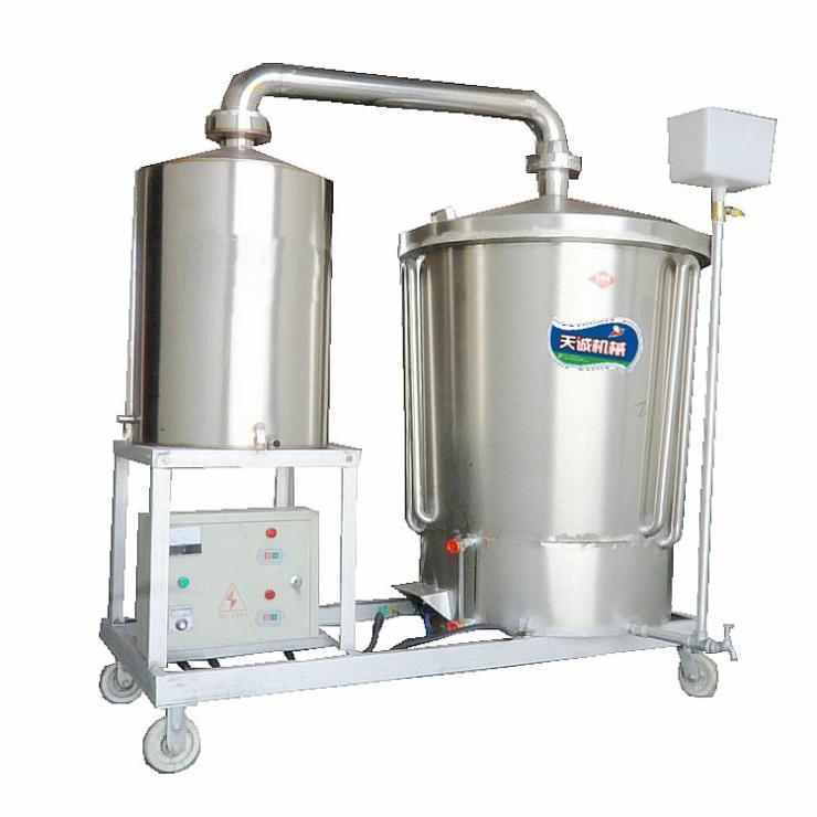 天誠供應制酒設備,糧食發酵蒸餾制酒機