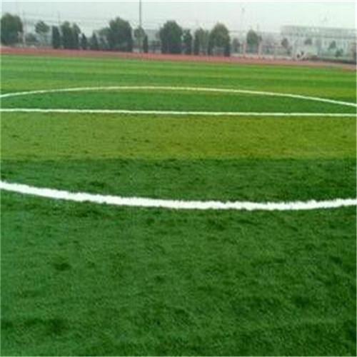 德州填充足球場人造草坪現貨供應
