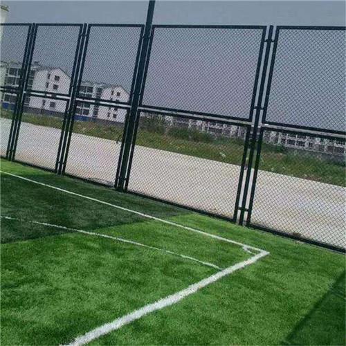 新华区达创体育车间PVC浸塑排球场场地围网各地发货