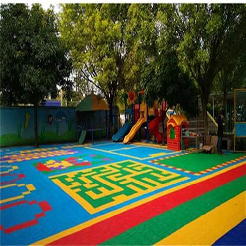 合肥拼裝塑膠地板源頭工廠