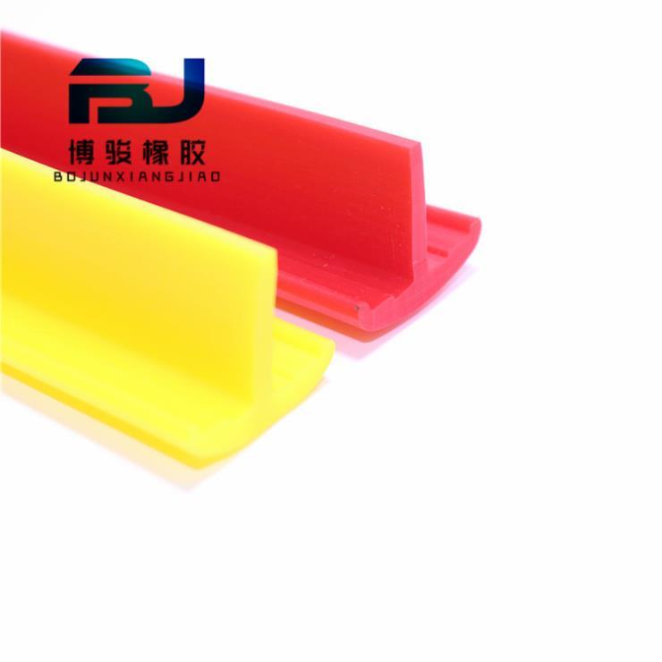 硅胶密封条汽车硅橡胶密封条T型环保防水硅胶密封条
