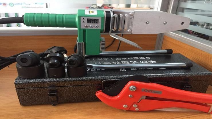 太原批发零售PE给水热熔电熔管件出租出售PE管焊接设备