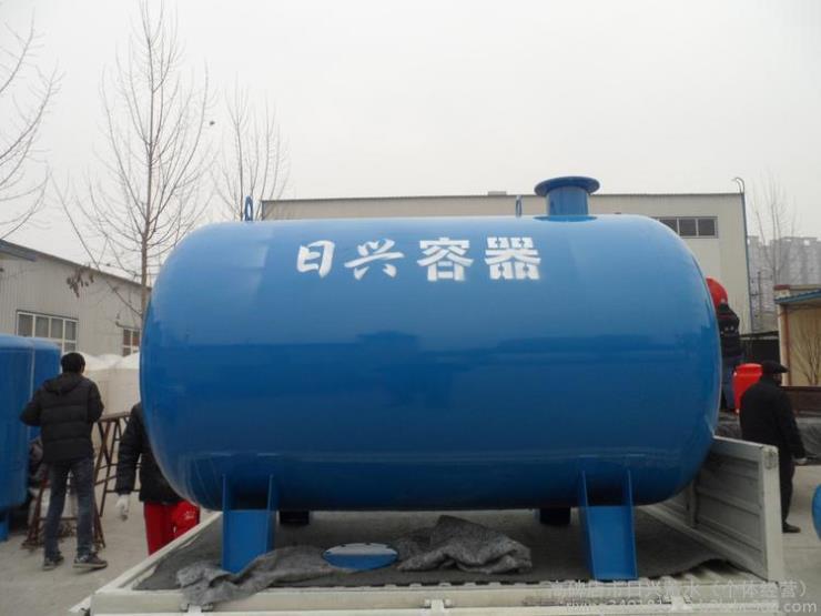 供應出租房用壓力罐 全自動無塔供水器 質量好 售后到位