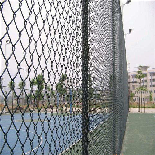 新华区达创体育排球场定制尺寸场地围网厂家有货