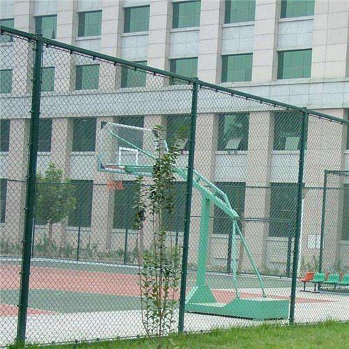 达创体育公园铁丝勾花网围网