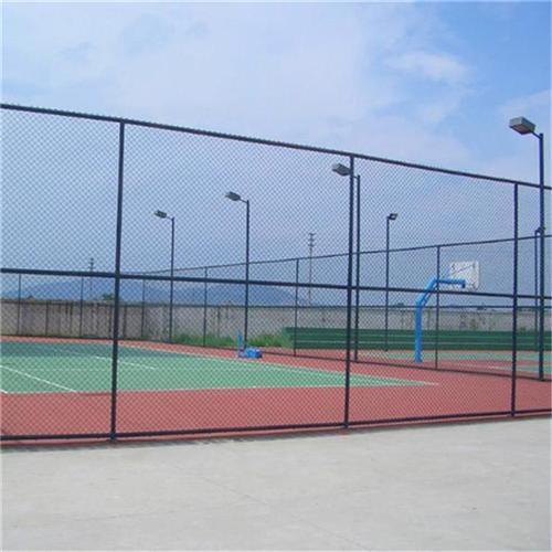 桥西区达创体育乒乓球场防酸标准篮球场围网厂家