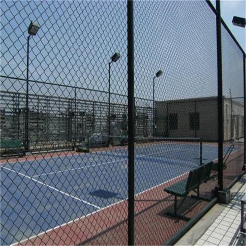 井陉矿区达创体育篮球场定制颜色崇左篮球场地围网