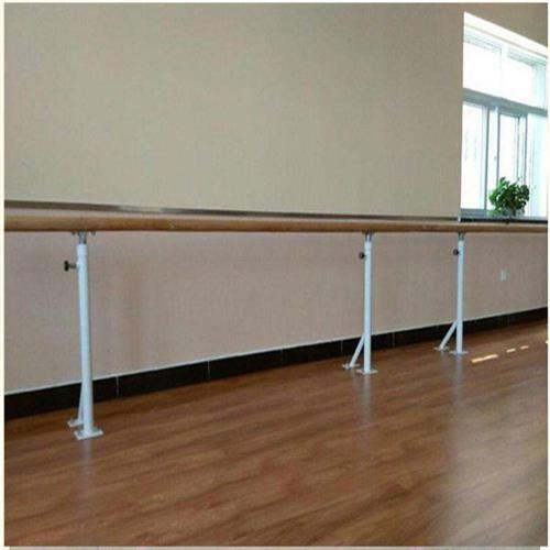 宣武区达创体育家用使用时间长双层壁挂舞蹈把杆一拖二舞