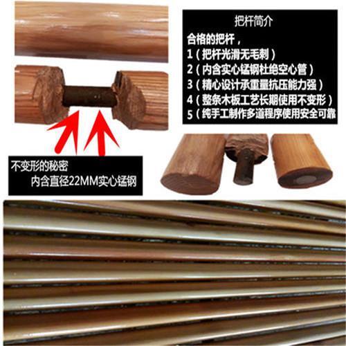 亳州移动式铸铁舞蹈把杆源头工厂