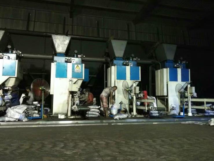 块状物品包装机,型煤包装机厂家,半自动包装机