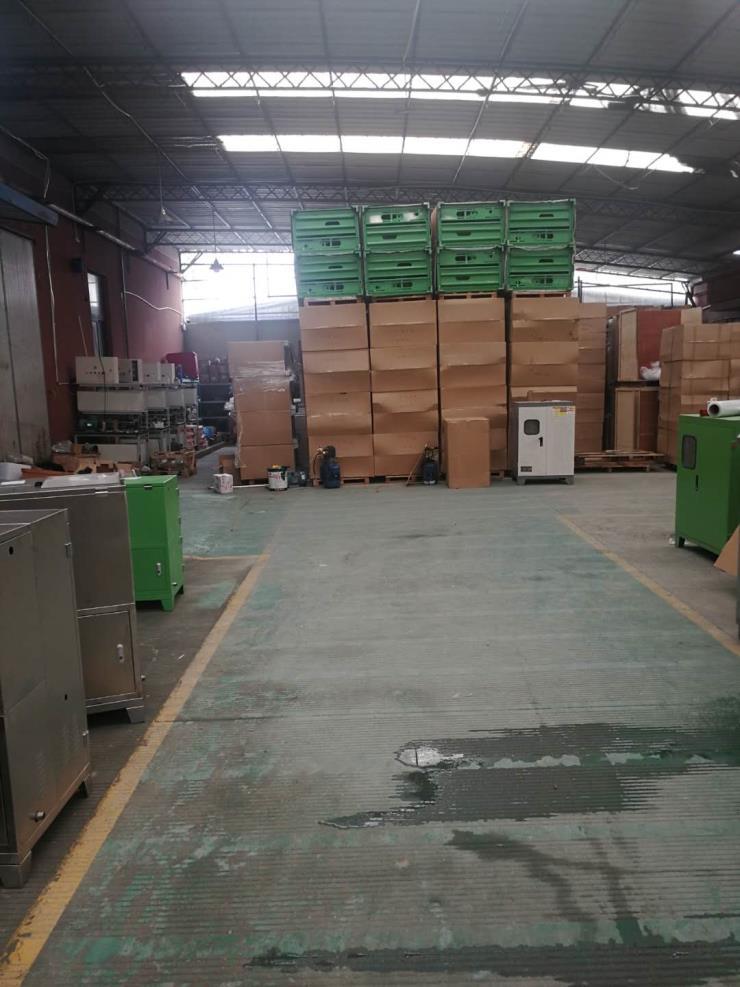 朔州市车间喷雾降尘设备厂家