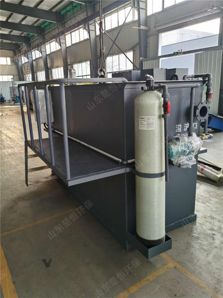 乐山医院污水处理设备产品选型