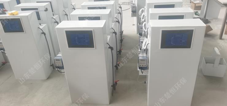广元医院污水处理设备更换时间