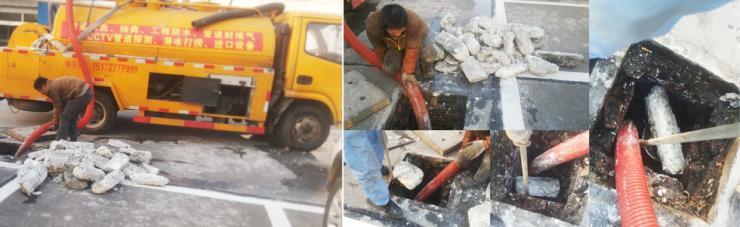 上海松江區市政管道工程清洗檢測施工承包咨詢電話