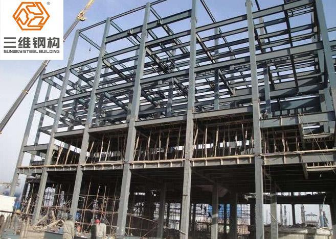 輕鋼結構建筑,山東鋼結構公司,三維鋼構