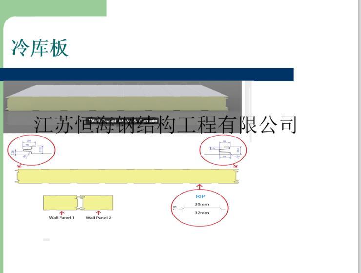云南迪慶聚氨酯封邊屋面板-南通碧水品牌