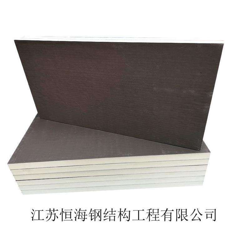广西崇左新型金属幕墙板-聚氨酯复合保温板-定制板型