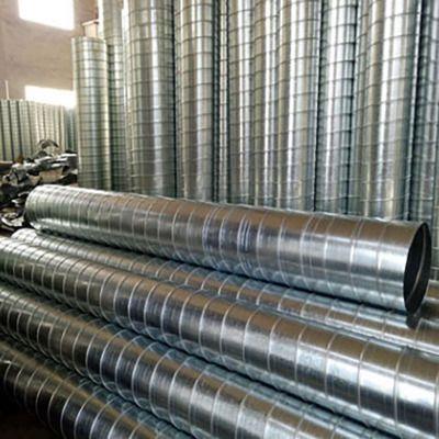 青島鍍鋅共板風管/安丘圓形煙囪直銷