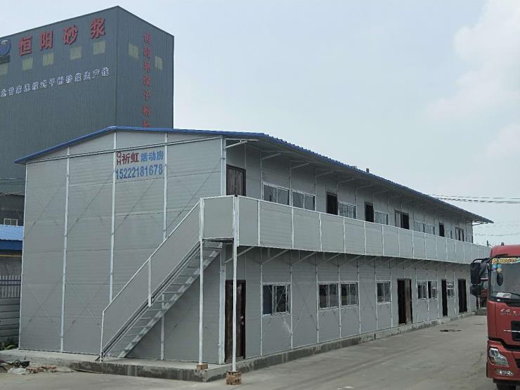 承德雙層彩鋼房|河北彩鋼房廠家|防火彩鋼房搭建