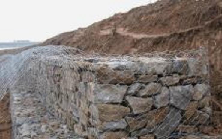 河道加固石籠網擋墻A河道加固石籠網擋墻廠家報價