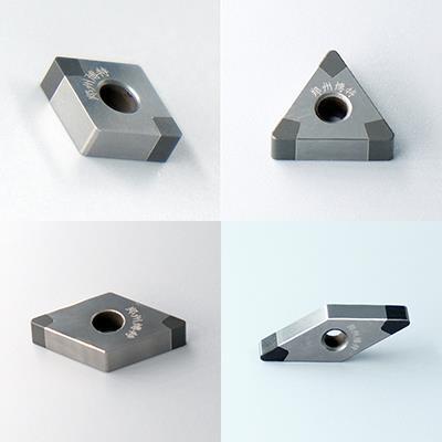 硬车加工齿轮刀具 郑州博特CBN刀片氮化硼刀具