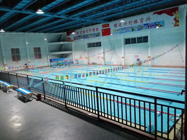 2021鋼結構泳池工程震撼來襲