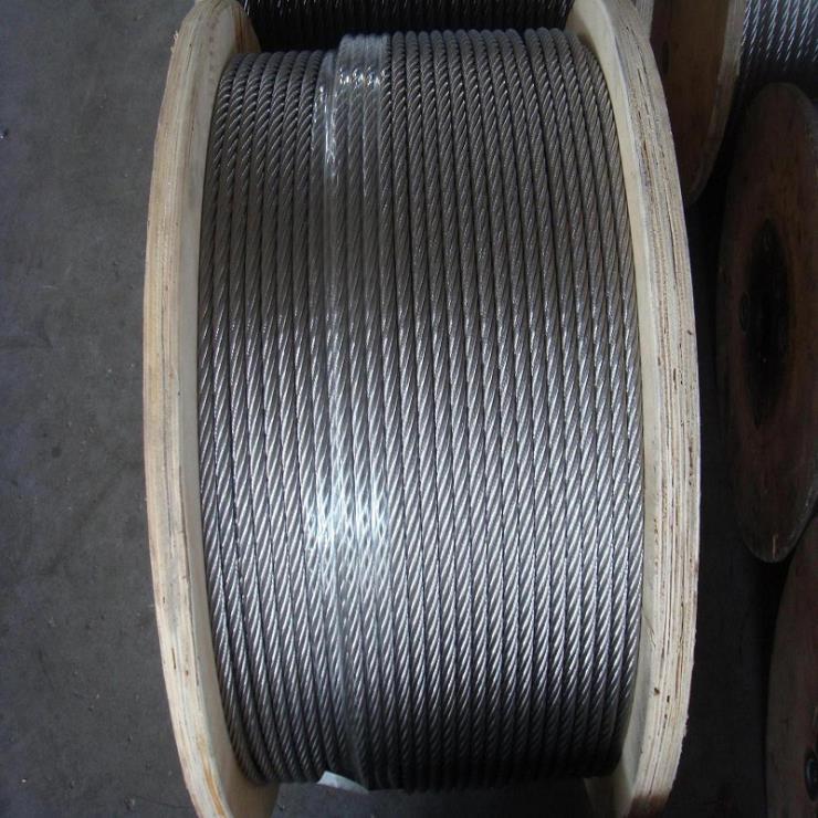 不銹鋼鋼絲繩包膠包塑