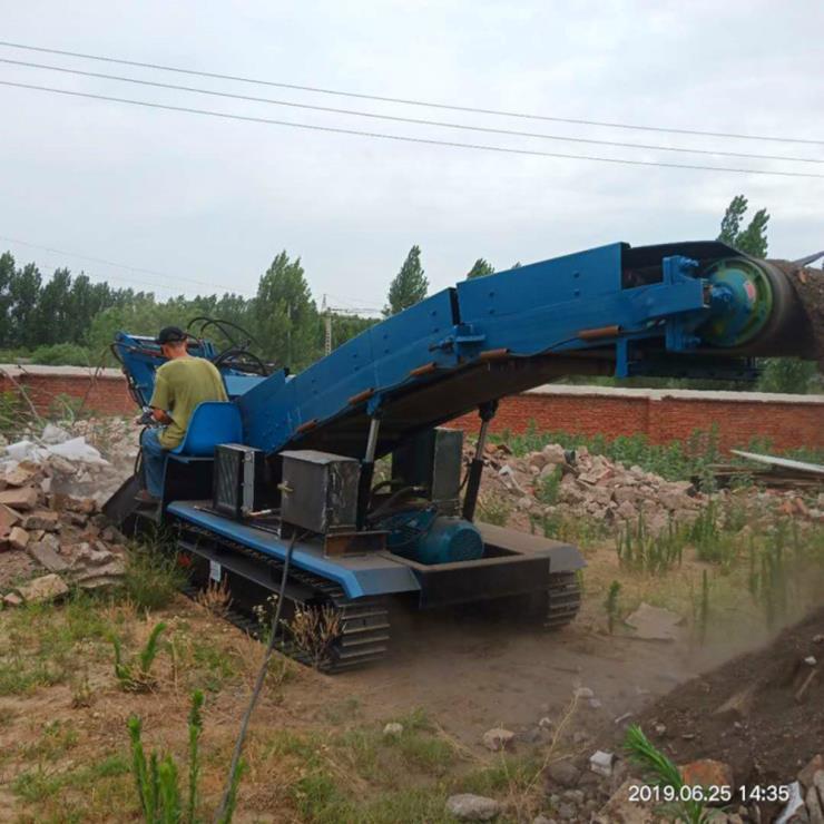 前扒后装扒渣机 宏图扒矿机快速清理渣石扒装机