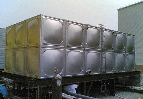 广州不锈钢生活水箱厂家