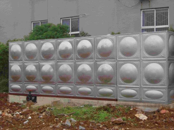 方形不锈钢消防水箱安装服务