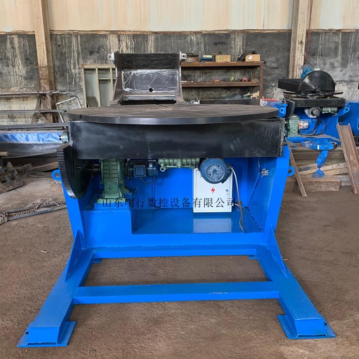 遼寧1噸焊接變位機 旋轉工作臺