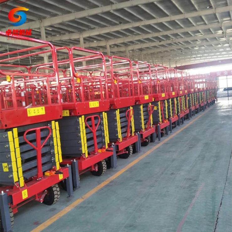 廠家直銷12米移動式升降機廠家