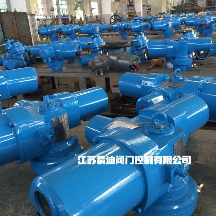 天津Q250Z型閥門電裝 Z系列閥門電動頭供應商