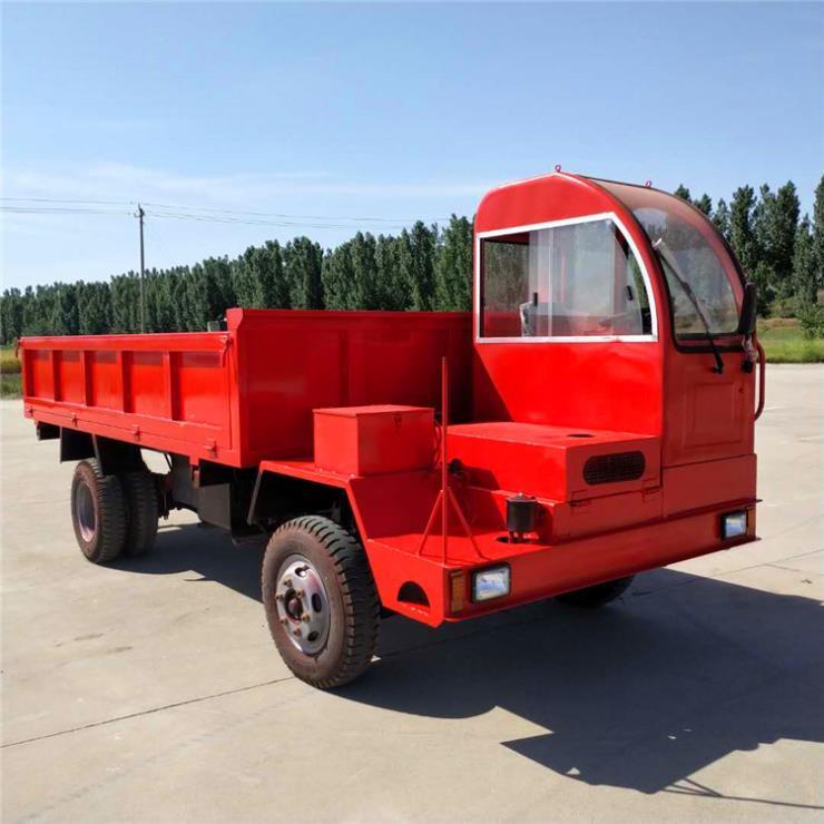 济宁四不像拖拉机运输车有哪些特点