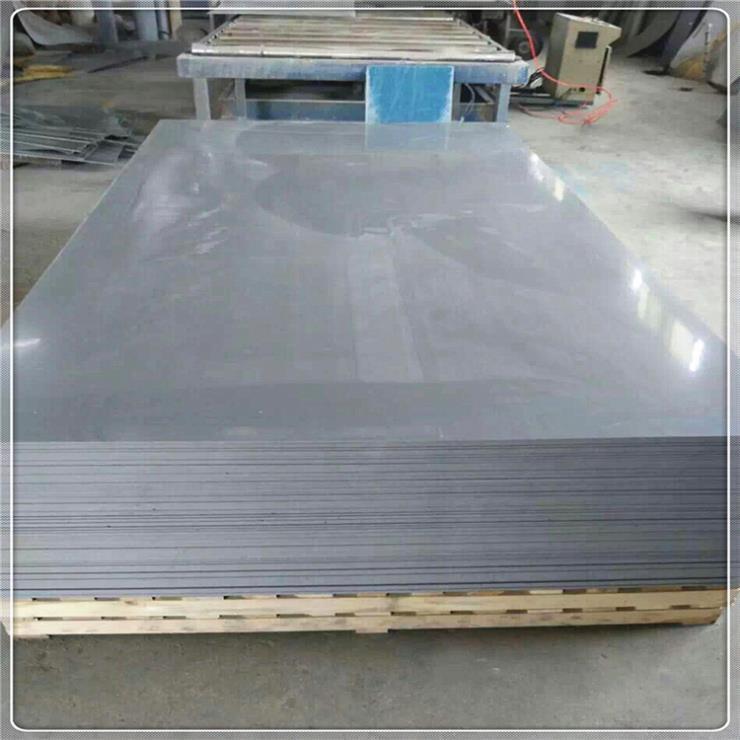 PVC防火板 平整度高易脱模聚氯乙烯塑料板 PVC板材