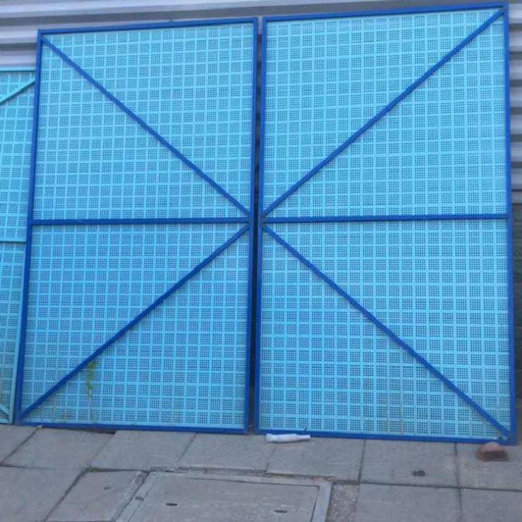 安平厂家供应外墙新式爬架网-新型爬架外围安全网现货