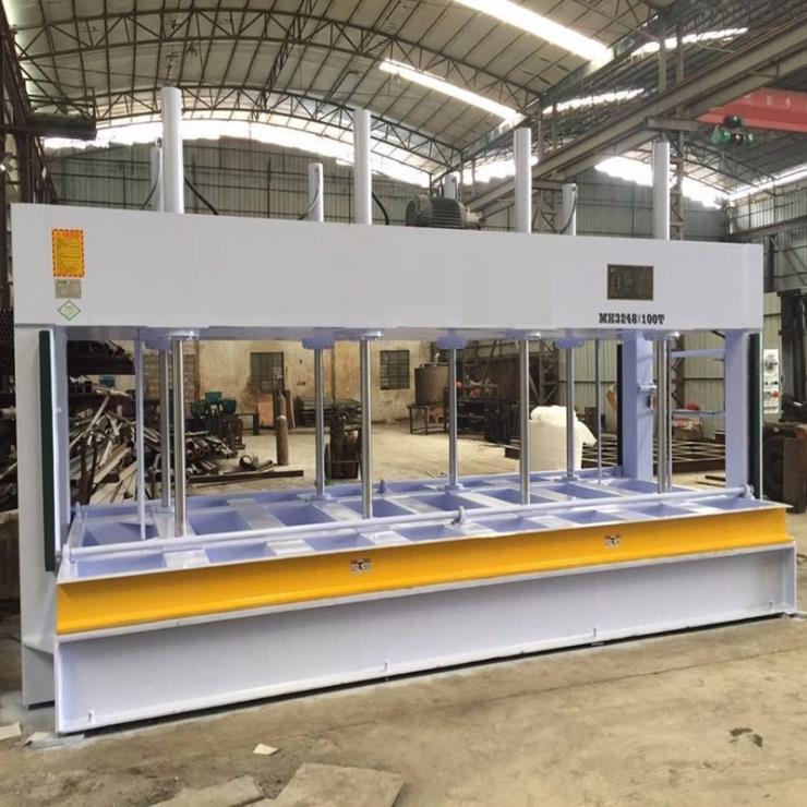杭州地区冷压机厂家 木工冷压机 液压式压板机技术先进