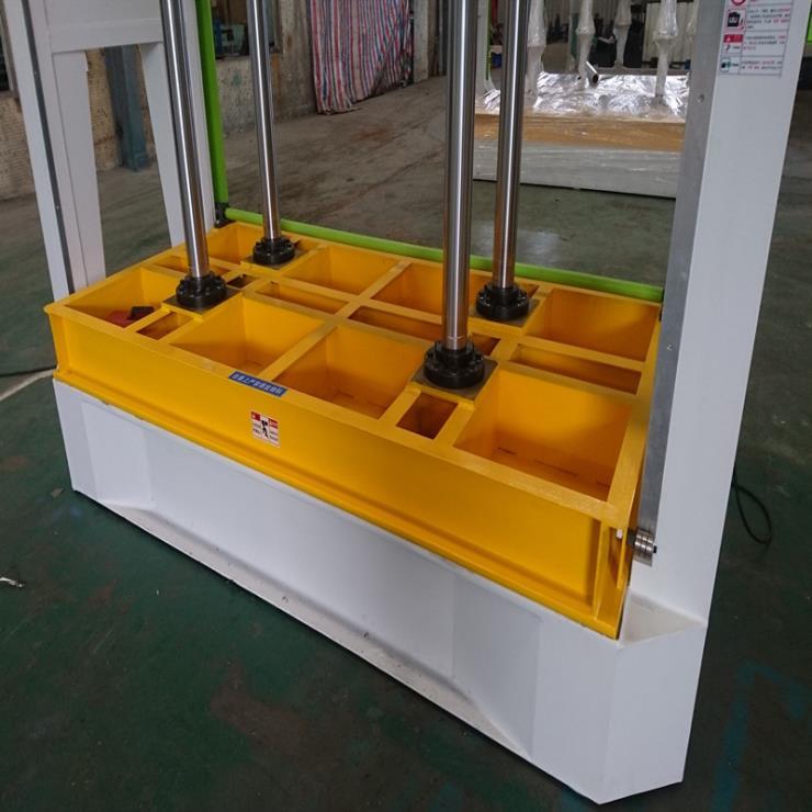 50吨半自动冷压机 复合板材成型机 精钢框架