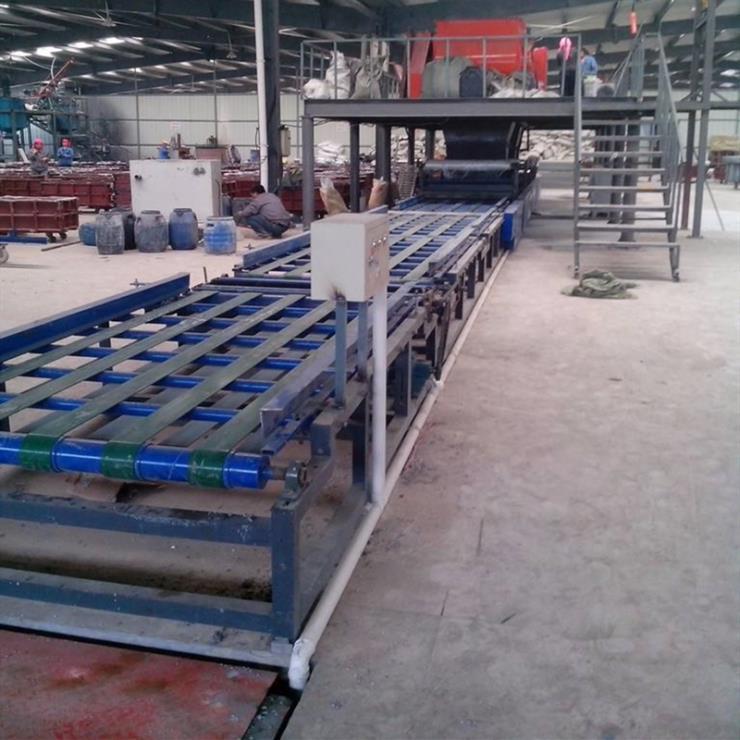 供应一次分切成型切割锯 石膏板四边切割锯全自动数控