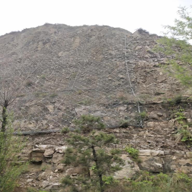山體泥石流防護網.山體柔性防護網.山體護坡防護網