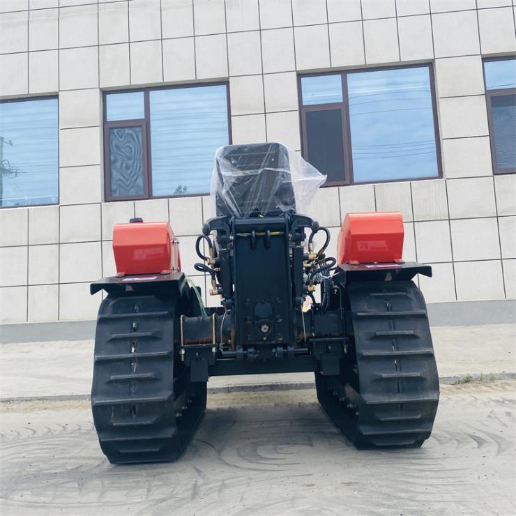 502双履带水田履带拖拉机 水田履带式拖拉机