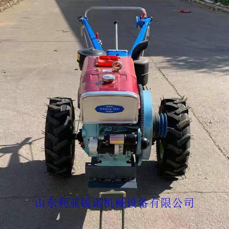 果園專用20馬力手扶拖拉機 手扶耕田機
