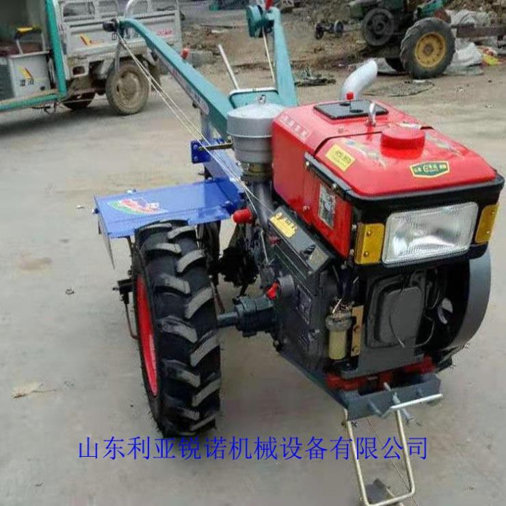 批發零售20馬力手扶拖拉機 除草 回填 開溝一體機