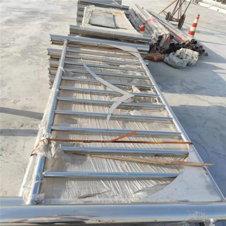 帼兰金属安全护栏 钢缆防护栏 景观防护栏 特色护栏