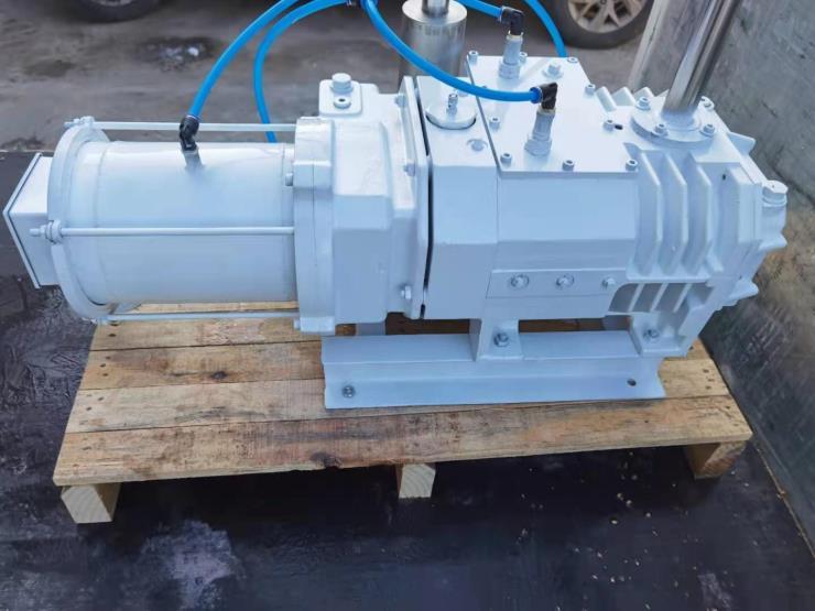 干式螺杆真空泵ZN120电力食品包装医药行业