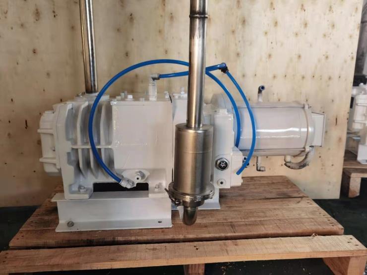 干式螺杆真空泵多少钱 效率怎么样