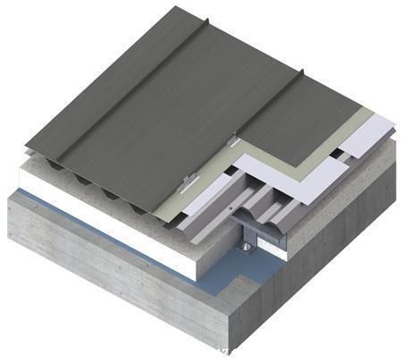 青海全省铝镁锰板金属屋面厂家供应