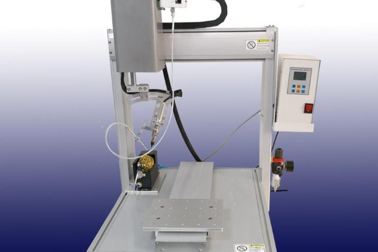 200W四轴自动焊锡机器人